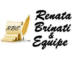 #9 for Logo to Renata Brinati & Equipe, Webwriters by sabeshkumar