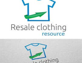 #45 para Design a Logo for  Resale Clothing Resource por Moldo93