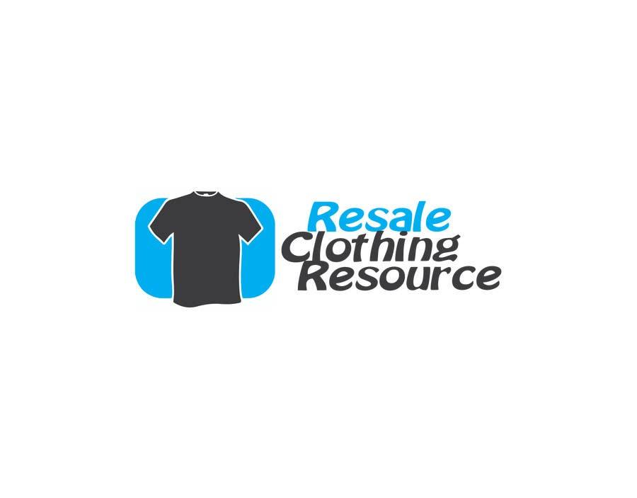 Kilpailutyö #14 kilpailussa Design a Logo for  Resale Clothing Resource