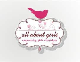 #117 za Logo Design for All About Girls od dyv