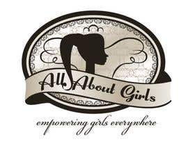 #255 para Logo Design for All About Girls de Djdesign