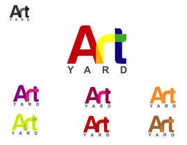 #316 para Design a Logo for Art Yard por rimskik
