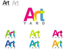 #317 para Design a Logo for Art Yard por rimskik