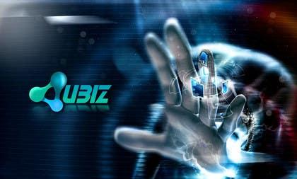 BrianRojas92 tarafından Design a attractive Logo for UBIZ Technologies için no 227