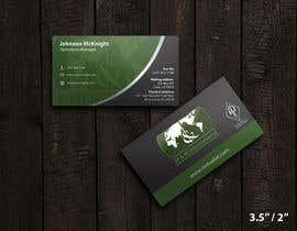 #115 for Business Card Design for M&M International by kinghridoy