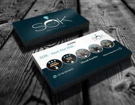lipiakhatun586 tarafından Design modern business card for SOK için no 6