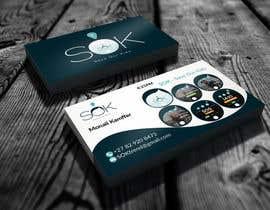 lipiakhatun586 tarafından Design modern business card for SOK için no 25