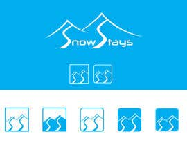 #50 for Logo for SnowStays by AnaKostovic27