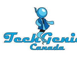 #66 for Design a Logo for Tech Genie Canada by shazibzaffar