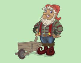 #54 cho Gnome Illustration Design bởi thumbsmultimedia