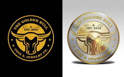 #290 for Design a Logo for Coin Jewelry brand by suneshthakkar