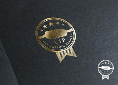 Graphic Design Contest Entry #176 for Design a Logo for Vip networking dinners
