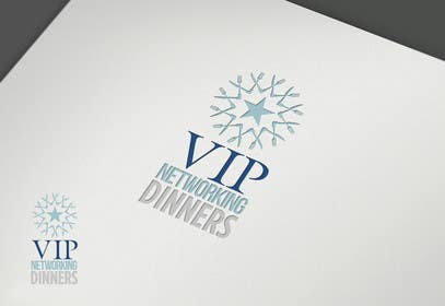 Graphic Design Contest Entry #57 for Design a Logo for Vip networking dinners