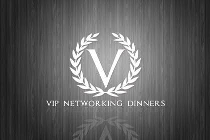 Graphic Design Contest Entry #108 for Design a Logo for Vip networking dinners