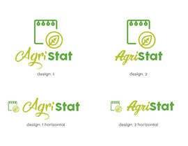 fb5747e5b376d60 tarafından Design a Logo for AgriStat için no 2