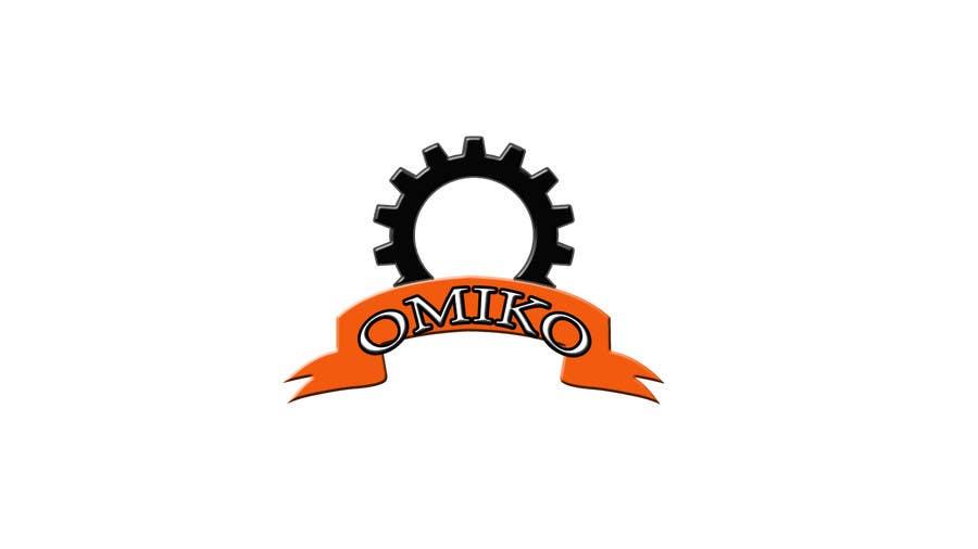 Penyertaan Peraduan #                                        89                                      untuk                                         Design a Logo for company OMIKO
