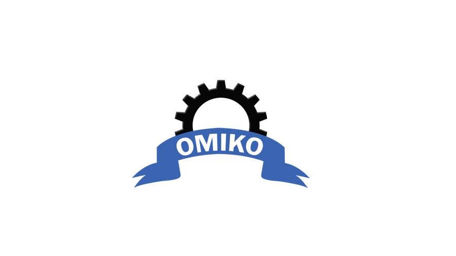 Penyertaan Peraduan #                                        90                                      untuk                                         Design a Logo for company OMIKO