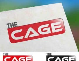 #27 for The Cage Logo by DarDerDor16