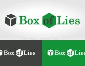 mwarriors89 tarafından Box of Lies Logo için no 33