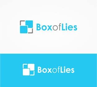 habibiesyafrudin tarafından Box of Lies Logo için no 66