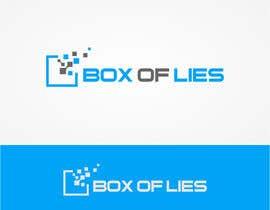 MeyBieGraphic tarafından Box of Lies Logo için no 64
