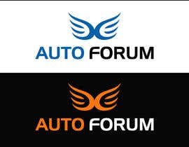 #42 para Design a Logo for Autoforum por mdreyad