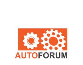 #54 for Design a Logo for Autoforum by Greenit36