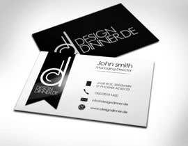 #20 para Create Business set (Paper, Business Cards,..) for Company por fabricefrancois