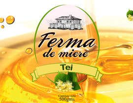mandeepkrsharma tarafından Label design for Honey Jar (eticheta miere) için no 68