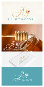 #79 for Label design for Honey Jar (eticheta miere) by thehottestmen