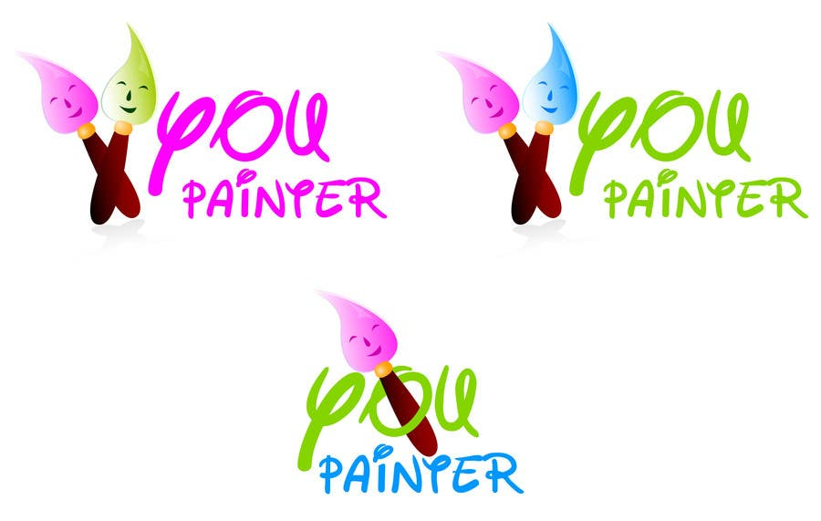 #85 for Logo for kids paintings/sketches gallery (web-site) by janithnishshanka