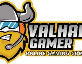 Nro 95 kilpailuun Redesign Logo For Valhalla Gamer käyttäjältä Pahiramako2
