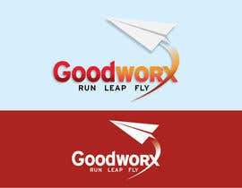 nº 366 pour Logo Design for Goodworx par Jlazaro