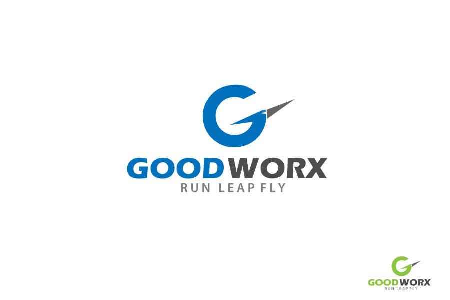 Penyertaan Peraduan #389 untuk Logo Design for Goodworx