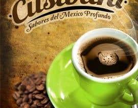 #14 untuk Necesito algo de diseño gráfico para una etiqueta de cafe oleh k1ll05