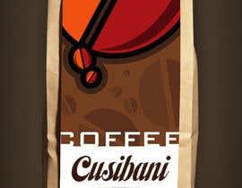 #12 untuk Necesito algo de diseño gráfico para una etiqueta de cafe oleh NicolasFragnito