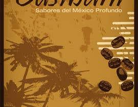 #13 untuk Necesito algo de diseño gráfico para una etiqueta de cafe oleh pablopoeta