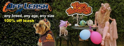 Graphic Design Contest Entry #21 for Thanksgiving Facebook Banner and Profile Pic