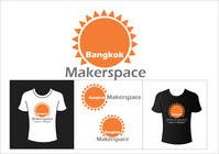 Contest Entry #43 for Design a Logo for a new MakerSpace in Bangkok