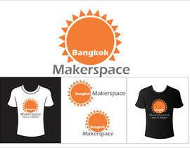 nº 43 pour Design a Logo for a new MakerSpace in Bangkok par ArtCulturZ