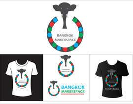 nº 44 pour Design a Logo for a new MakerSpace in Bangkok par ArtCulturZ