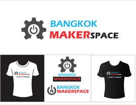 #51 cho Design a Logo for a new MakerSpace in Bangkok bởi ArtCulturZ