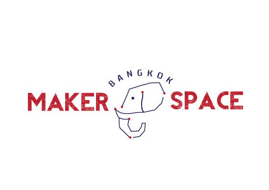 Proposition n°29 du concours Design a Logo for a new MakerSpace in Bangkok