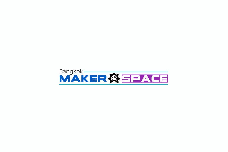 Proposition n°52 du concours Design a Logo for a new MakerSpace in Bangkok