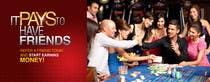 Proposition n° 6 du concours Website Design pour Design a Banner for an Online Casino