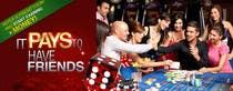 Proposition n° 22 du concours Website Design pour Design a Banner for an Online Casino