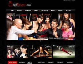 #94 for Design a Banner for an Online Casino by designerdesk26
