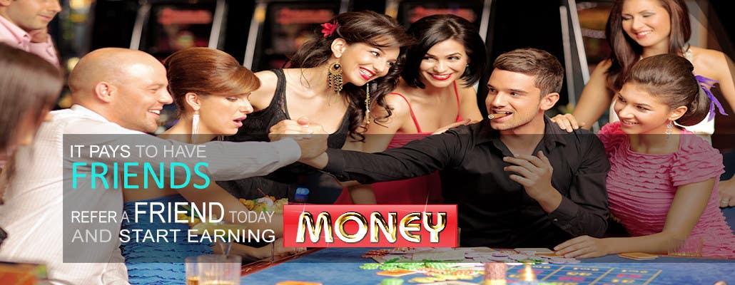 Inscrição nº 98 do Concurso para Design a Banner for an Online Casino