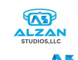 arkwebsolutions tarafından Alzan Studios Logo Design için no 614