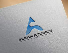 bhaveshdobariya5 tarafından Alzan Studios Logo Design için no 631